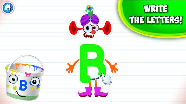 Super ABC Learning games for kids Preschool apps🍭 (Unreleased) apk screenshot