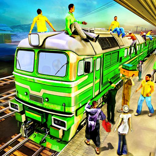 Indian Train Driving Simulator 2019