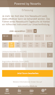 NesselApp Screenshot