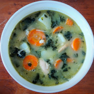 Classic Chicken, Vegetable, and Rice Soup