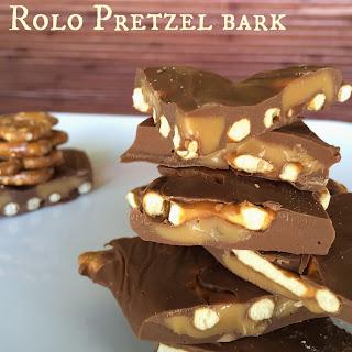 Rolo Pretzel Bark