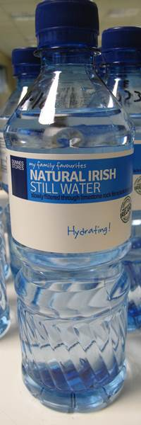 Dunnes Stores Bottled Water