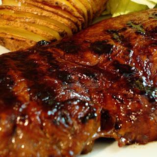 Brian's Awesome Steak Marinade.