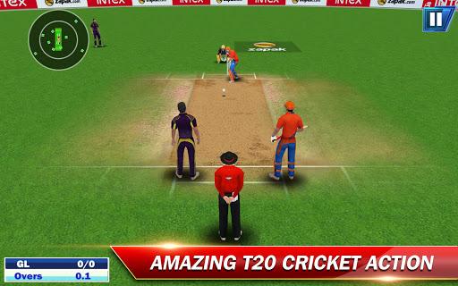 Gujarat Lions 2017 T20 Cricket  screenshots 8