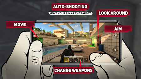 Zombie Rules - Shooter of Survival & Battle Royale APK screenshot thumbnail 5