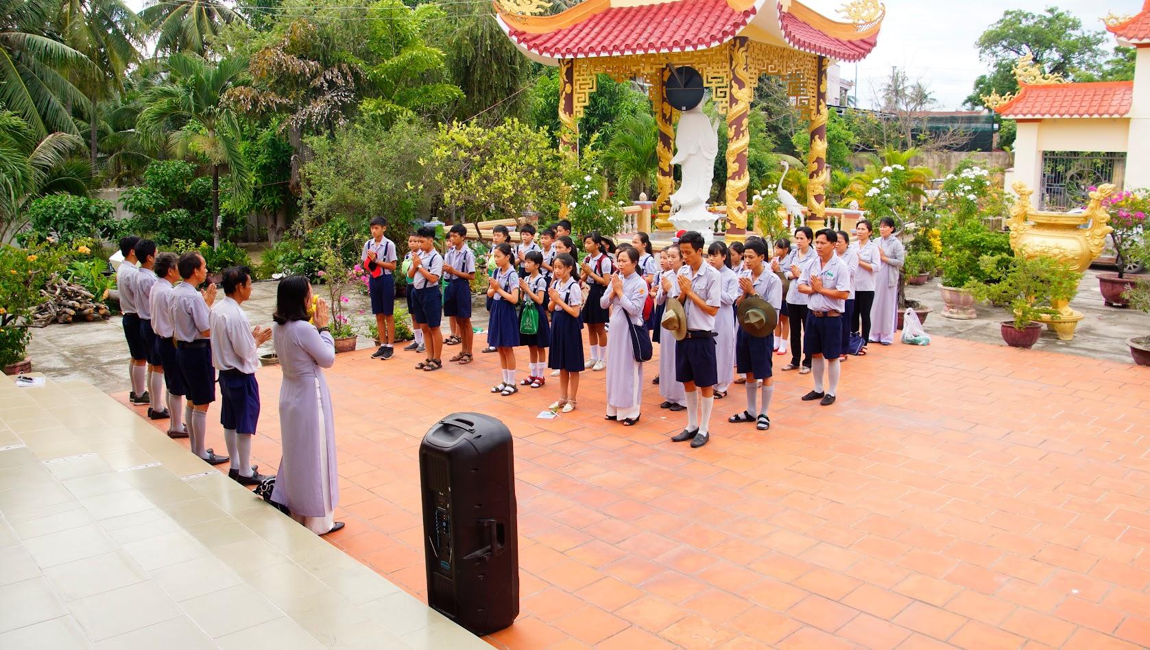 Sinh hoạt tập huấn Đầu Thứ Đàn tiêu biểu 2018