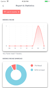 Bookshelf – Your virtual library 4