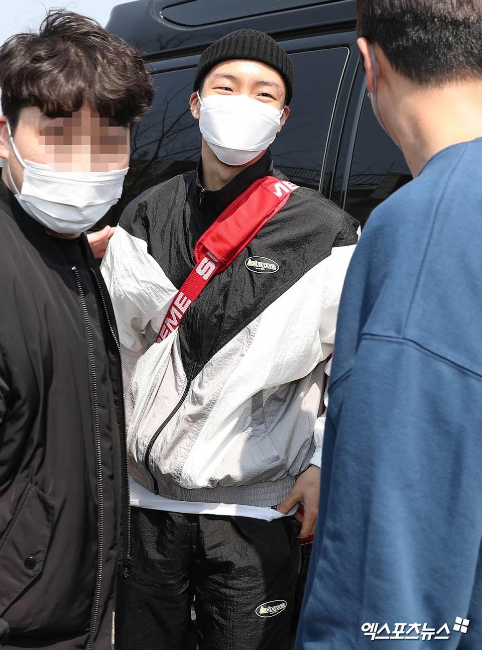 seunghoon enlist