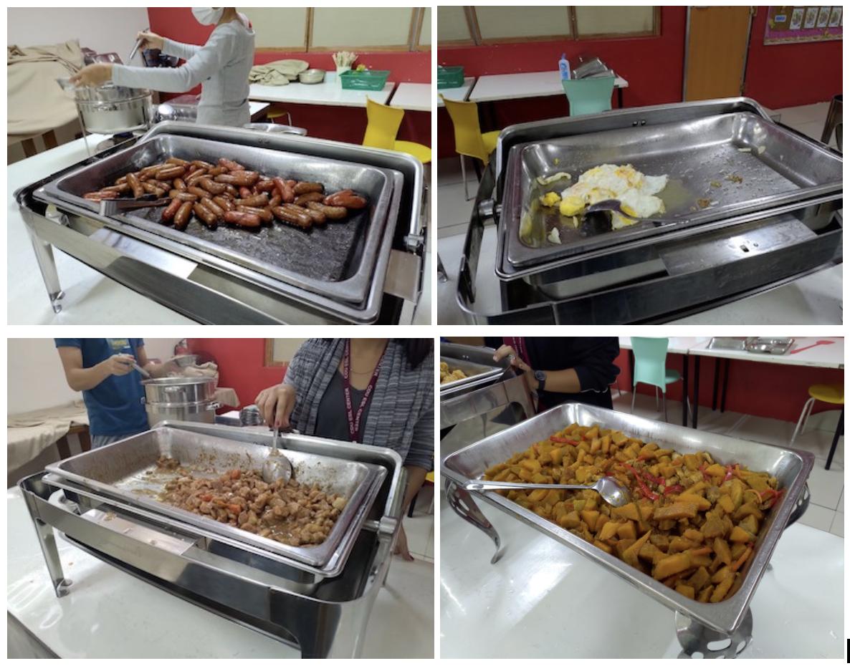 2020菲律賓遊學團CDU餐點