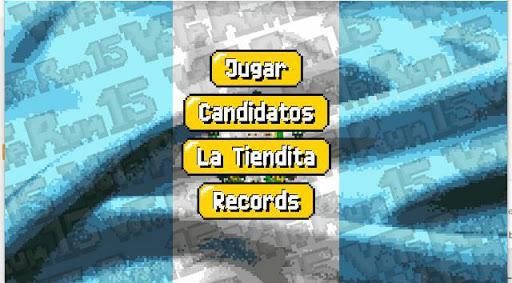 Vote Run 2015