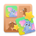 Animal Games - Memo for kids & toddlers 🐼 icon