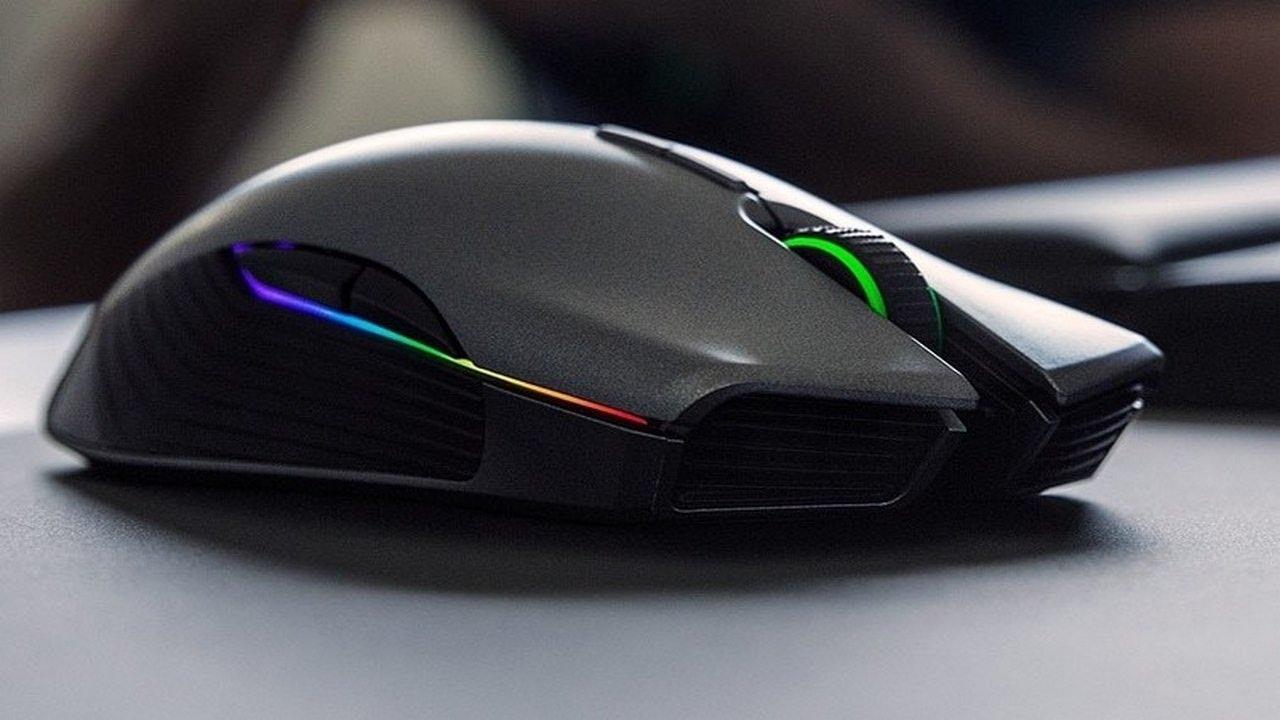 Chuột máy tính Laser
