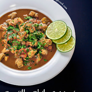 Mexican Chocolate Chicken Recipes