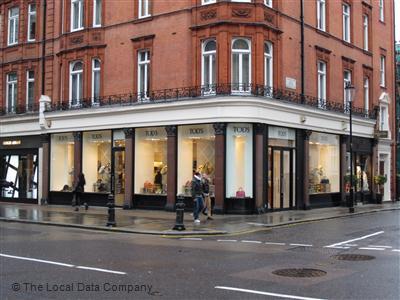 08884a0b3c Tod's on Sloane Street - Shoe Shops in Knightsbridge, London SW1X 9LP
