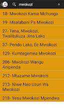 Nyimbo Za Kristo screenshot thumbnail