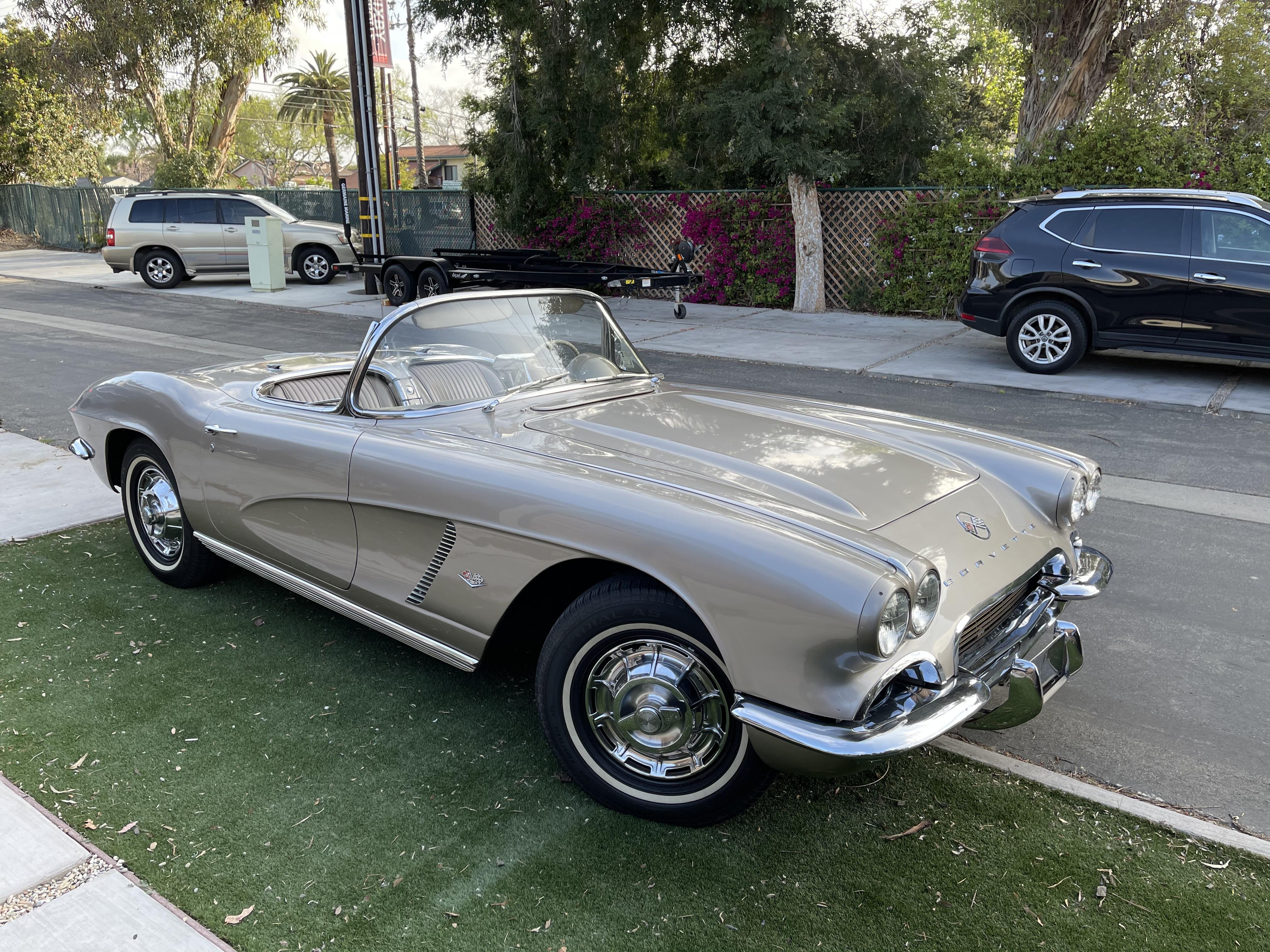 Chevrolet Corvette Hire Long Beach