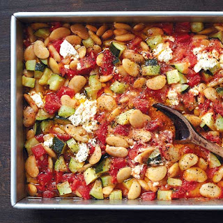 One-pan Stewed Butter Beans.