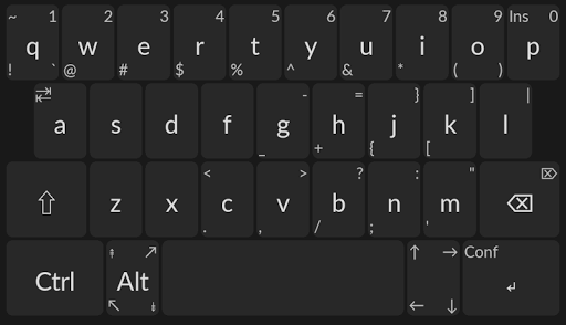 Unexpected Keyboard