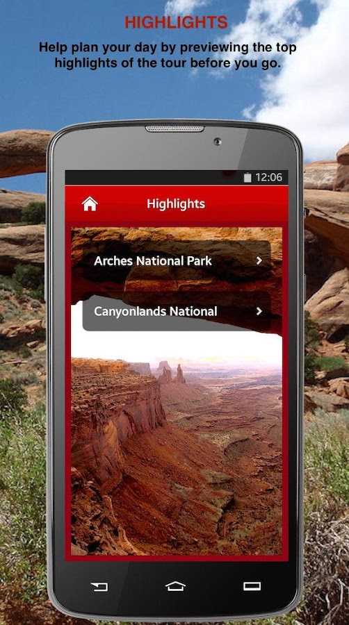 Arches-Canyonlands Combo GyPSy- screenshot