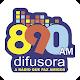 Difusora 890 AM Download on Windows