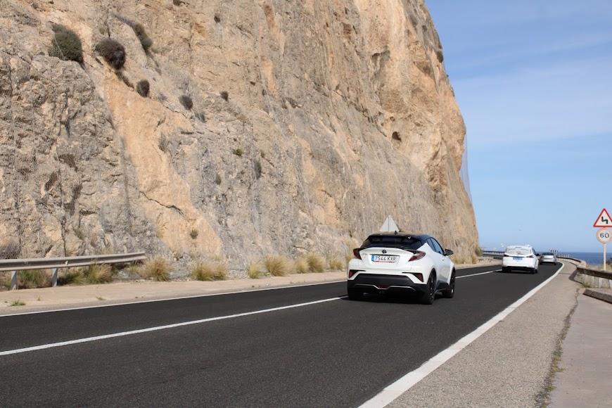 Abierta al tráfico de vehículos la carretera de El Cañarete.