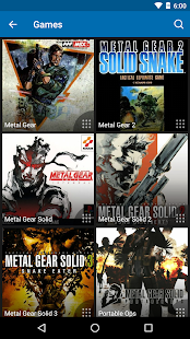 FANDOM for: Metal Gear - náhled