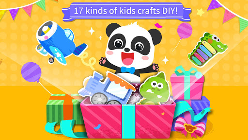Baby Panda's Kids Crafts DIY 8.48.00.01 screenshots 11