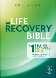 The Life Recovery Bible NLT - Stephen Arterburn, David Stoop