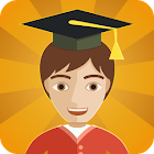 Math Master Educational Game and Brain Workout icon