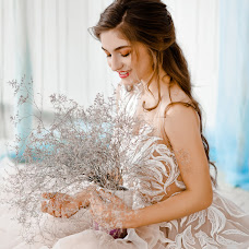 Wedding photographer Ekaterina Manaenkova (lapick87). Photo of 01.04.2018