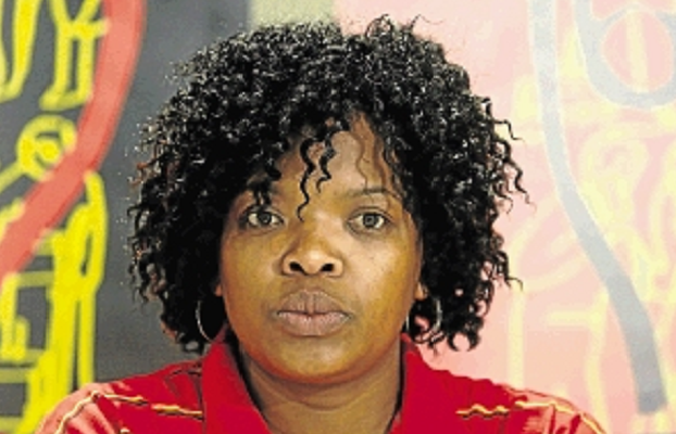Zingiswa Losi was elected unopposed and replaces Sdumo Dlamini' who decided not to stand for re-election.