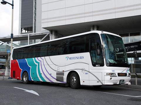 名鉄バス「名古屋~新潟線」 2801