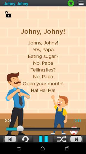kids rhymes in english screenshot 1
