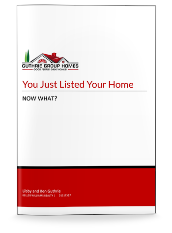 You Just Listed Your Home