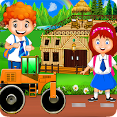School Trip Farm Builder