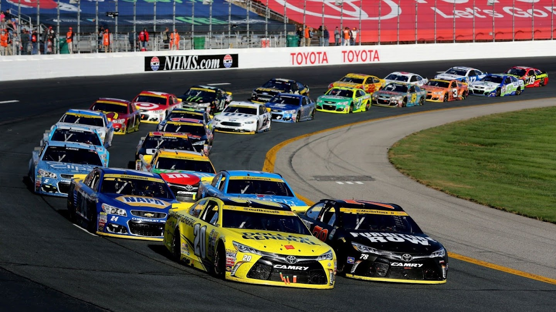 NASCAR The Decades