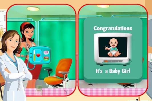 Virtual Pregnant Mom: Happy Family Fun