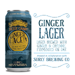 Sierra Nevada Beer Camp 2017: Ginger Lager (Surly Collab)