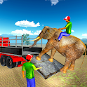Wild Jungle Animals Transport Simulator 2020 icon