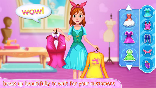 ud83dudc78u2702ufe0fRoyal Tailor Shop 3 - Princess Clothing Shop filehippodl screenshot 5