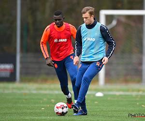 """Ruben Geeraerts verliet Antwerp in zoektocht naar speelminuten: """"Ritchie De Laet is een voorbeeld voor mij"""""""