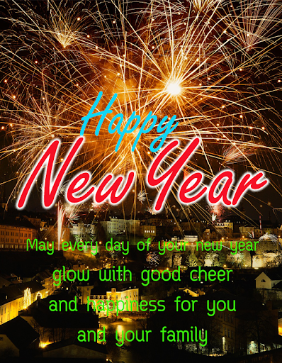 Happy New Year Wishes SMS 1.1 Screenshots 4