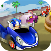Sonic Speed Car Racing Adventures
