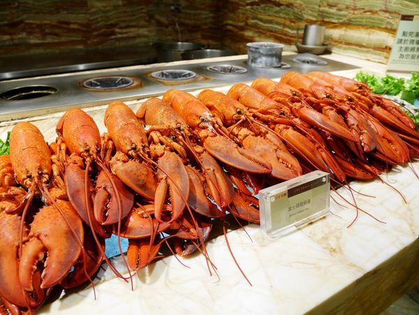 林酒店LV百匯,久仰大名終於吃到你。龍蝦湯一個優秀,海鮮最值得誇口。選擇性也很豐富多樣化,適合商務聚餐的好去處