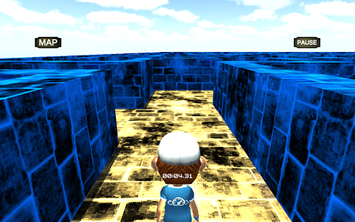 Capturas de pantalla de Epic Maze Boy 3D 9