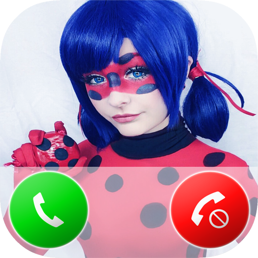 Fake Call Miraculous Ladybug