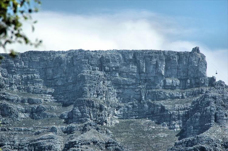Table mountain. File photo.