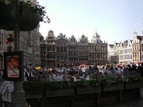 Photo: Grote Markt, Brussel, België