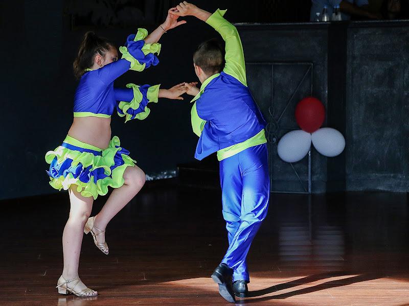 Baila !!! di VILLA MARIO