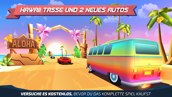 Horizon Chase - World Tour Screenshot